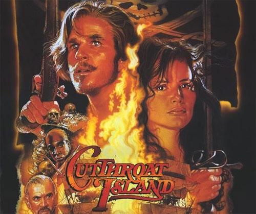 4. «Остров головорезов» (1995)