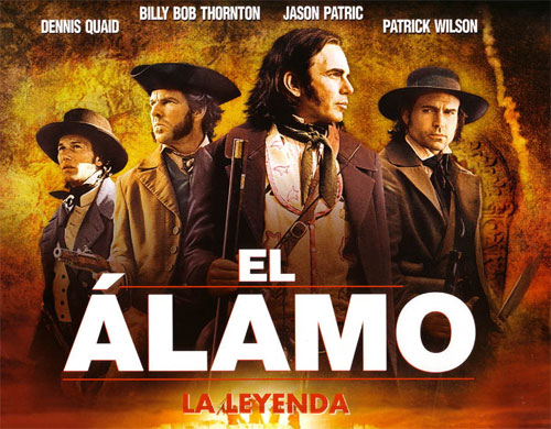 5. «Форт Аламо» (2004)
